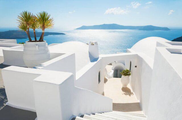Dovolená Řecko Santorini