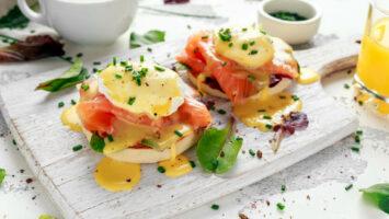 Recept na vejce Benedikt