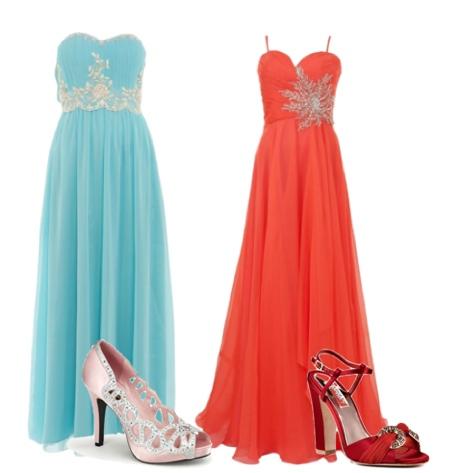 Jak si vybrat plesové šaty  Střih volte podle typu vaší postavy ... 16a72d74fd